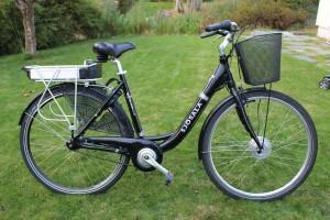 choosing a bicycle